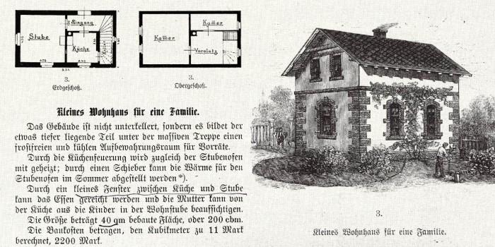 familienhaus 1895