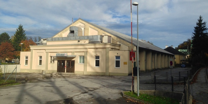 sporthalle riedenburg foto: bernhard jenny