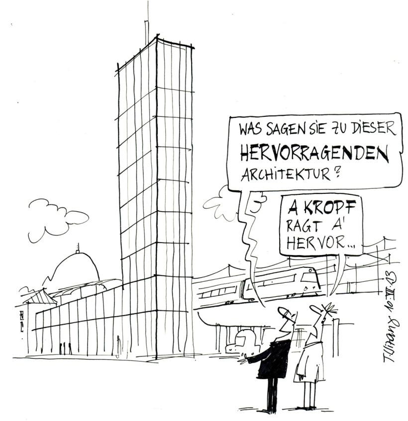 karikatur: thomas wizany